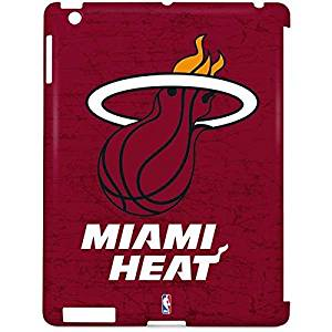 NBA Miami Heat iPad 2&3 Lite Case - Miami Heat Red Primary Logo Lite Case For Your iPad 2&3