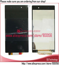 Display LCD para Sony L39H L39 para Xperia Z1 com tela de toque digitador