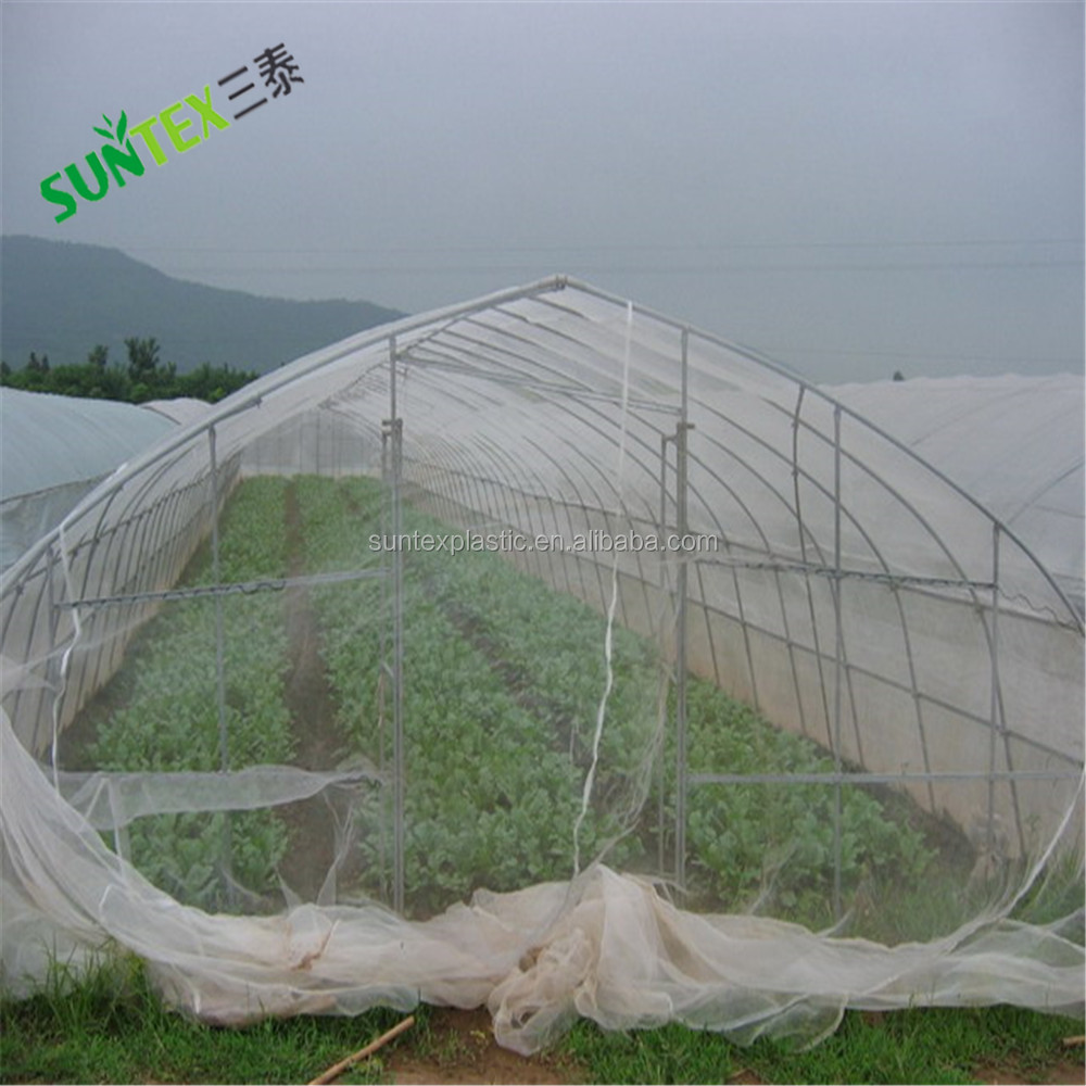 PE insect proof screen mesh,40 mesh anti aphids net,anti UV heat resist insect protect netting