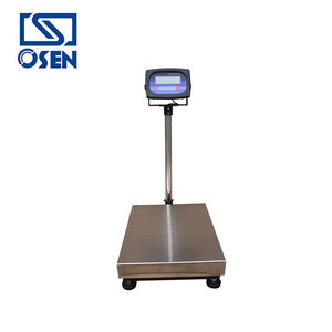 LED/LCD Display Mild Steel Frame T Scale