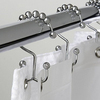 shower curtain double hook