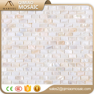 Natural Mother Of Pearl Sea Shell Coconut Mosaic Tile Wall Decor coconut mosaic
