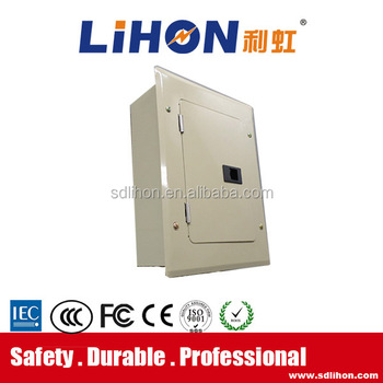 Hot Sale 3 Phase Metal Main Electrical Consumer Unit - Buy Cunsumer ...