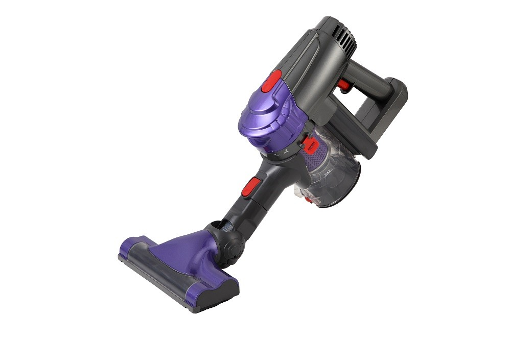Cordless Vacuum Cleaner Lithium Battery Powered Wireless