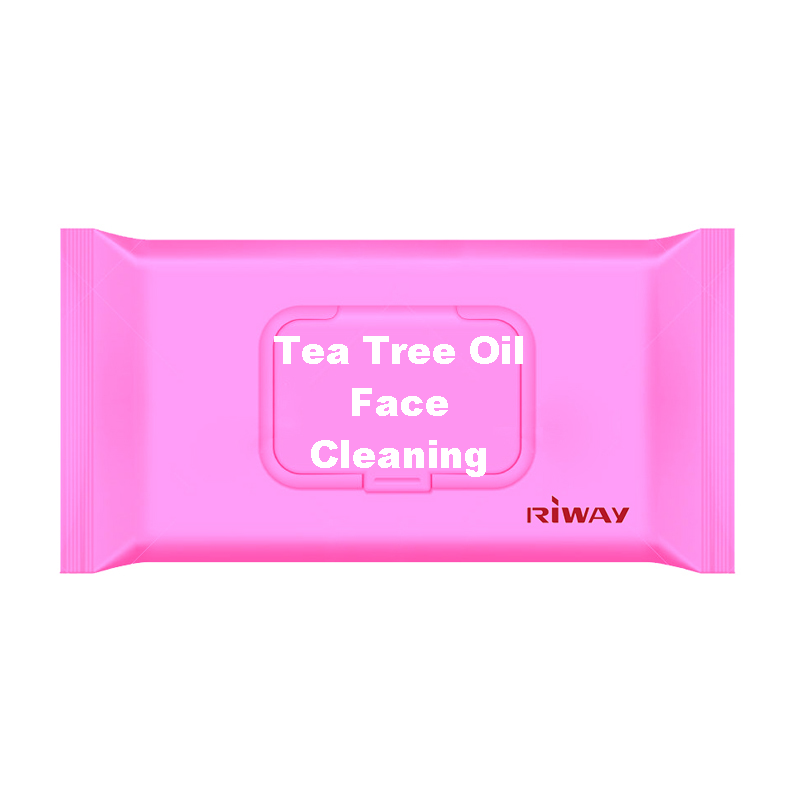 Tea Tree Oil Face Cleaning Wipe