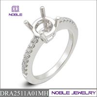 PT950 semi mounting engagement diamond ring