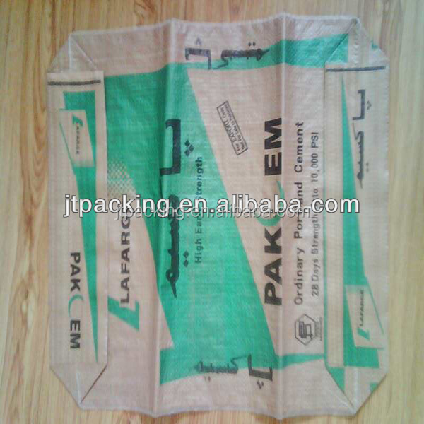 Ad Star Pp Woven Cement Sack