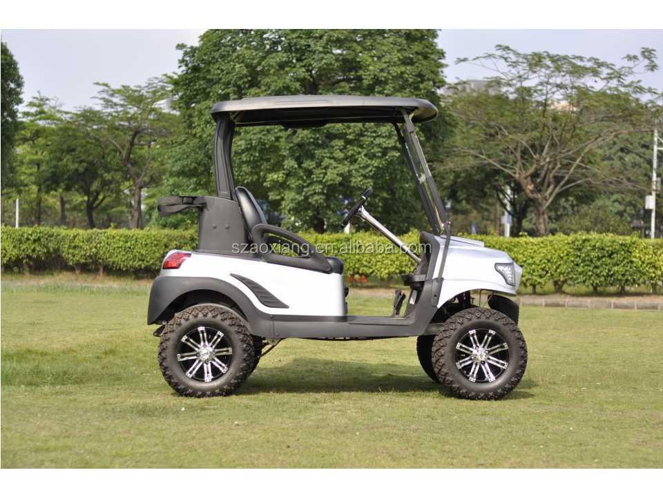 AX-V2+2 Golf Cart (7)