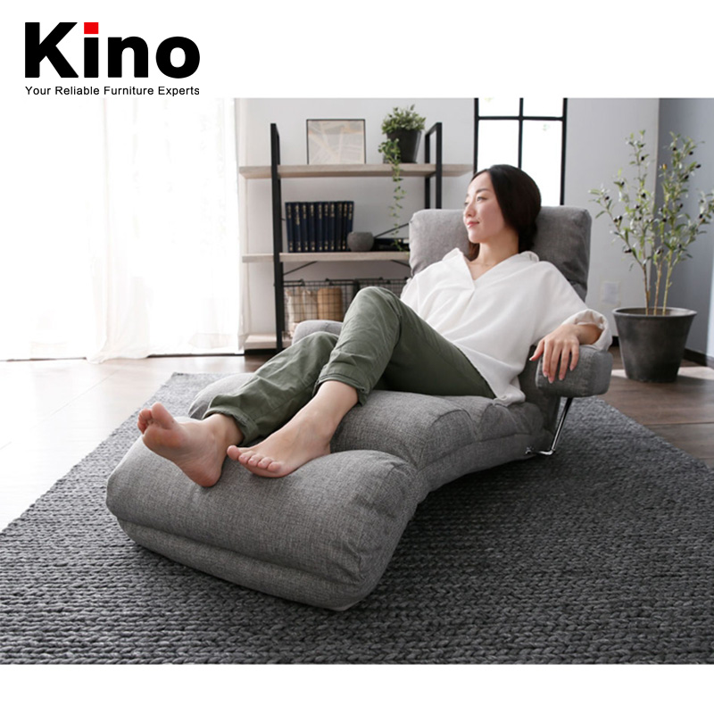 Modern Creative Adjustable Folding Lazy Sofa Chair With Armrest Floor Sofa  Bed - Buy Sofa Chair,Floor Sofa Chair,Adjustable Floor Chair Sofa Product  ...