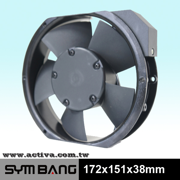IP54 115v 230v ac vane axial fan (a17238-da)