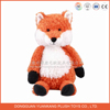 ISO9001 audited plush toy factory plush stuffed soft fox toy