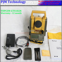 LAND SURVEYING EQUIPMENT ECONOMIC USED TOPCON TOTAL STATION