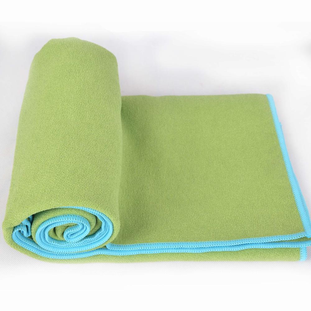 Custom Logo Workout Towels: 360g Aangepaste Logo Fitnessruimte Handdoek Antislip Grip