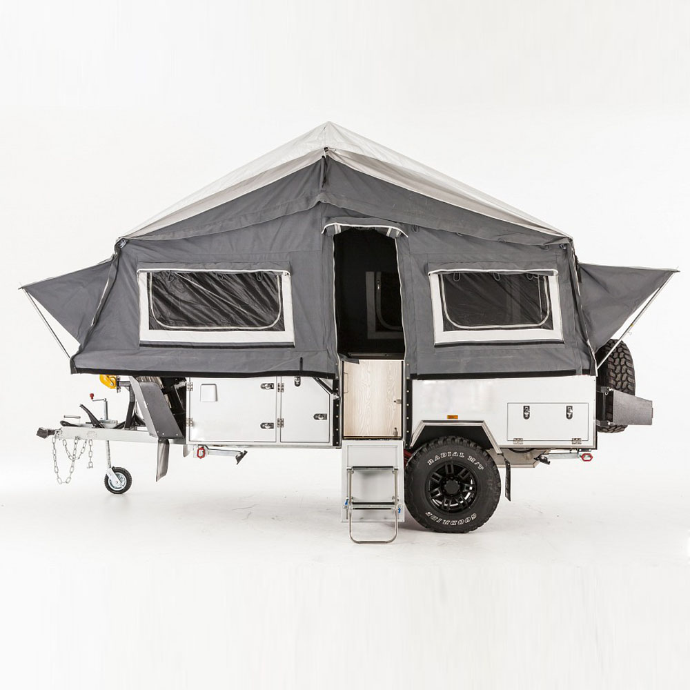 Ultimate Custom Camper Trailers for Sales