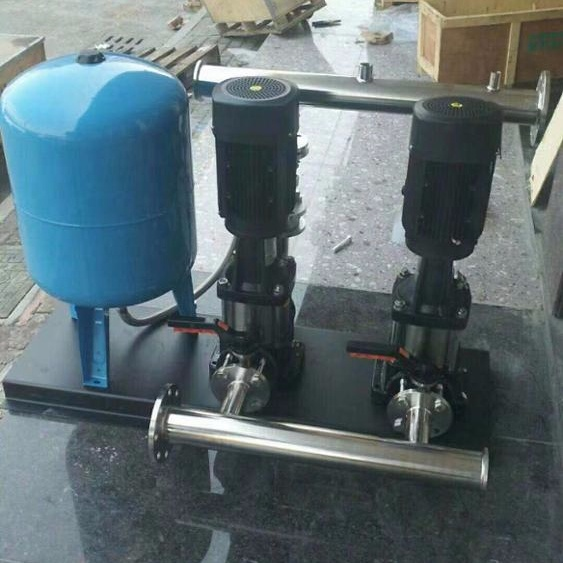 pressure 2set 4set 5set Stainless Steel water Booster Set, Water Pumping machine, booster pump