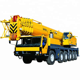 China famous brand QAY200 200 ton hydraulic mobile wheel crane for sale