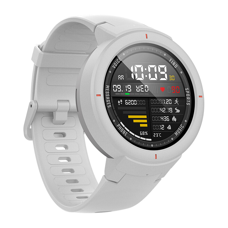 New Arrival Xiaomi Huami Brand Amazfit Verge 11 for Sports Man Health Fitness 4G Smart Watch