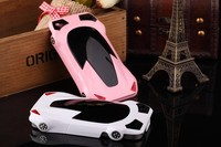 The Sports Car Shape Mobile Phone Back Cover