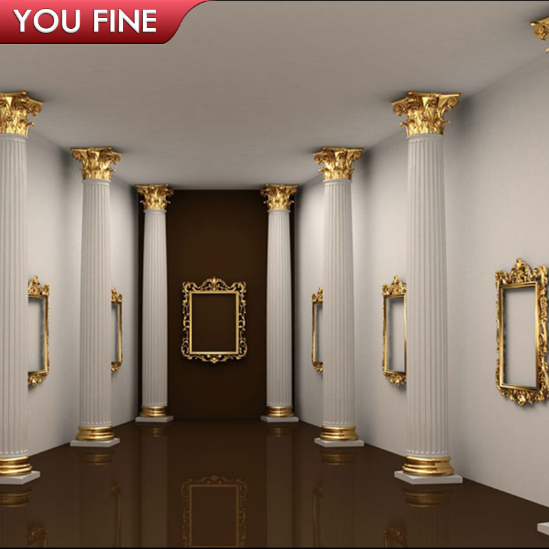 Decoration Interior Marble House Pillars Designs - Buy House ...