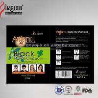Make hair black shampoo factory price hair shampoo for coloring