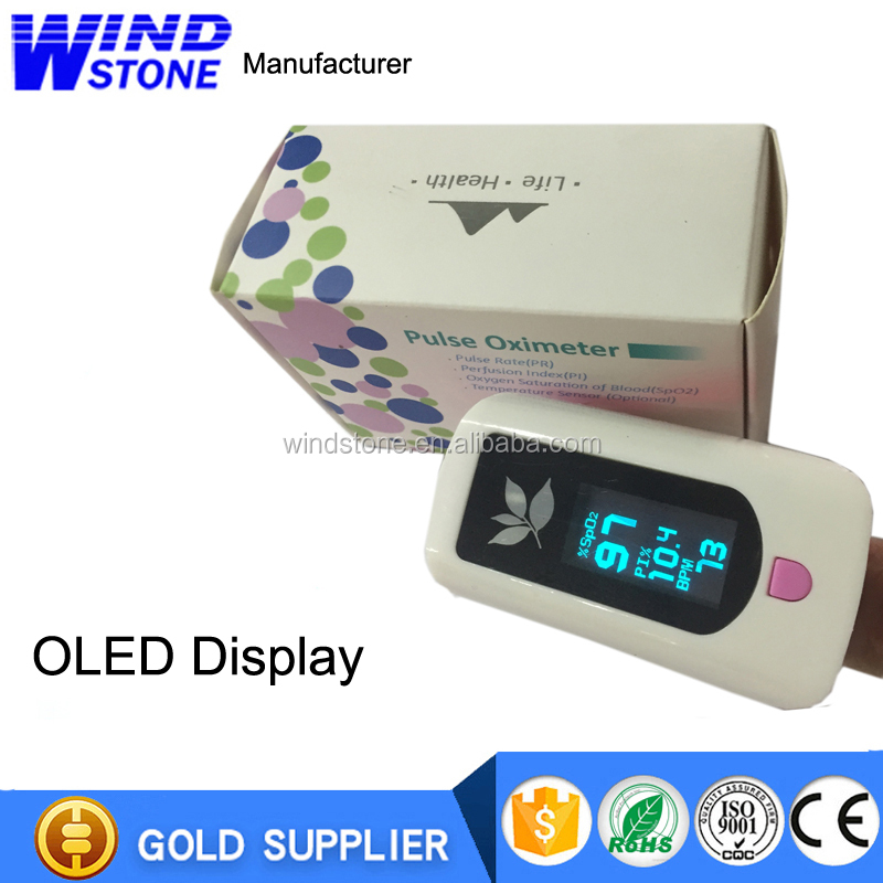 New Products Medical Equipments Fingertip Oximeter Pulse