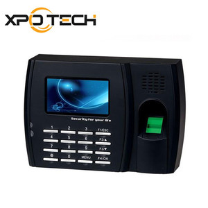 K28 fingerprint time attendance with TCP/IP