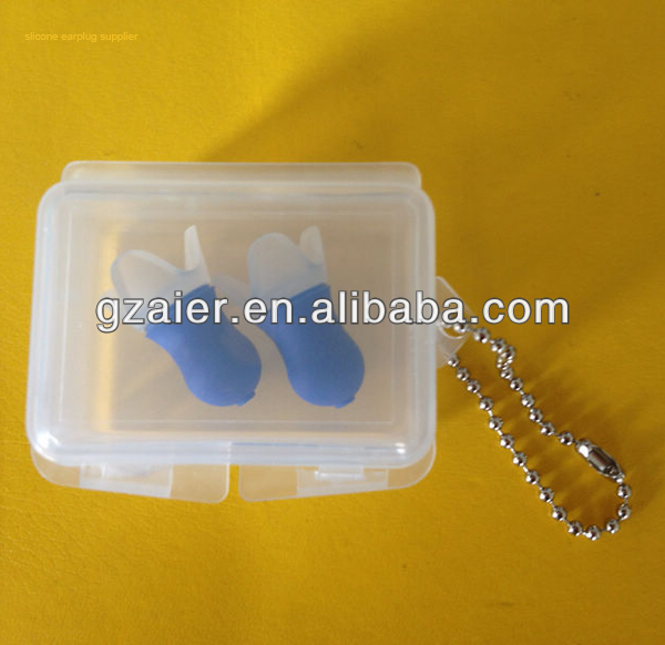 Wonderful silicone aviation earplug with good faith silicone earplug supplier