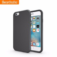 Ultra Thin Leather Pattern back case cover for apple for iphone 6 6s