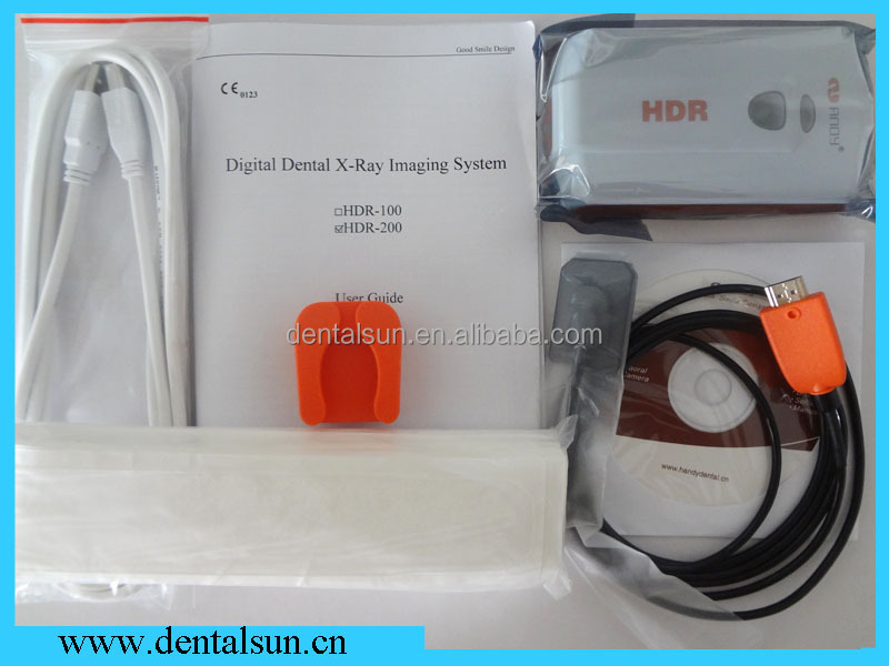 Size 2 HDR Sensor/Handy Dental X Ray Sensor/Dental RVG