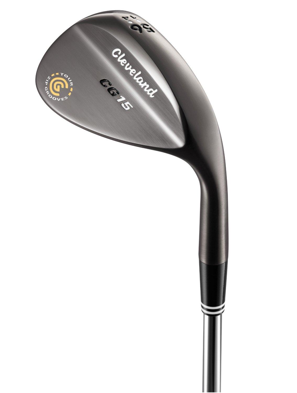 Cleveland Golf CG15 Black Pearl Tour Zip Wedge (2011 Model, Standard Bounce)