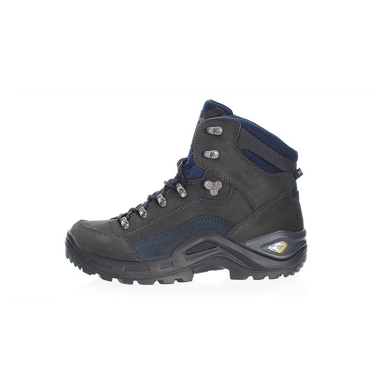 3799d83bf 2017 جديد عصري ملابس السلامة للماء الرجال الأحذية الأحذية الدافئة مقاومة  عالية الكاحل الرجال المشي الأحذية