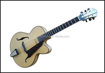 Được Thực Hiện Tại Trung Quốc Archtop Hoàn Toàn Làm Bằng Tay Rắn Gỗ Điện  Jazz Guitar Để Bán - Buy Jazz Đàn Guitar,Rỗng