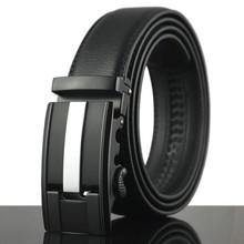 2014 Free shipping fashion 100% genuine leather luxury belt male strap men's belts metal smooth Buckle Belts mens,KB-42