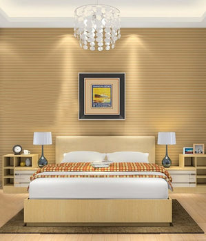 Delightful New Fashion Bedroom Wall Panel Design