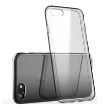 TPU Bumper Ultra Slim Clear phone case for iphone 8 7 x 6 6s plus 8 plus Case