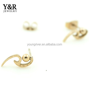Custom Earring Backs For Heavy Top Design Earrings Buy Top Design