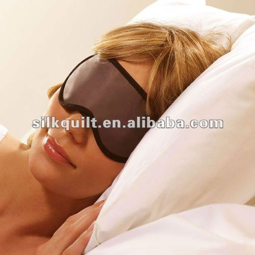 Silk Sleep Eyes Mask, Natural Silk, Fashion eyemask