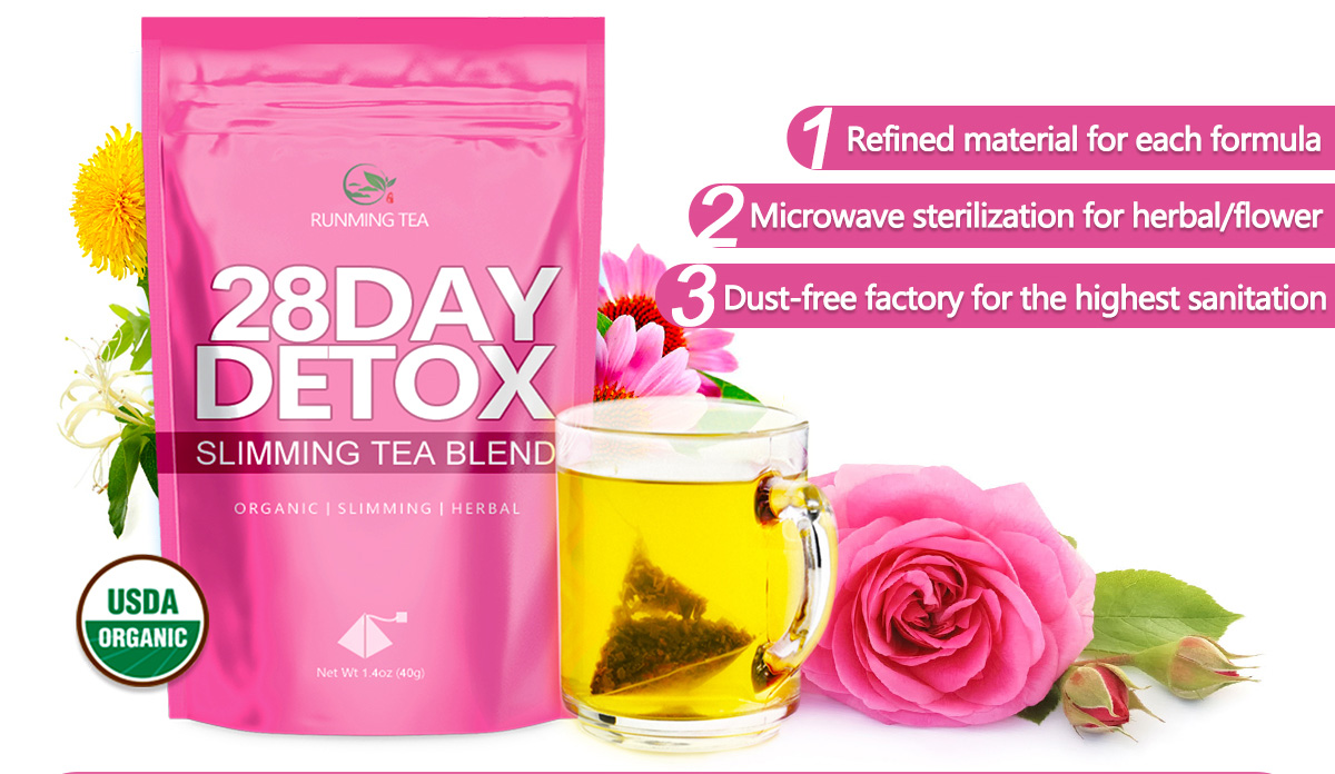 Dropshipping Wholesale Private Label Oem Natural Organic Lotus Herbal Detox  Tea Weight Loss Slim Beauty Slimming Skinny /fit Tea - Buy Chinese Weight