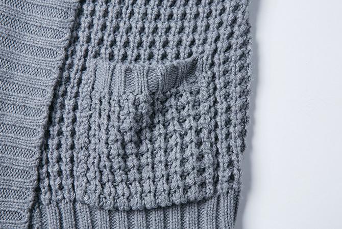 2017 new fashion plain color long sweater design  eec2a2b1a