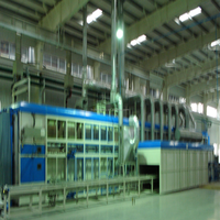 Auto Glass Making Machine Continuously Heating Bent Oven