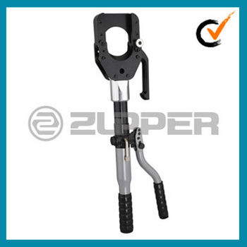 THC-85 cable cutter hydraulic with safty system inside