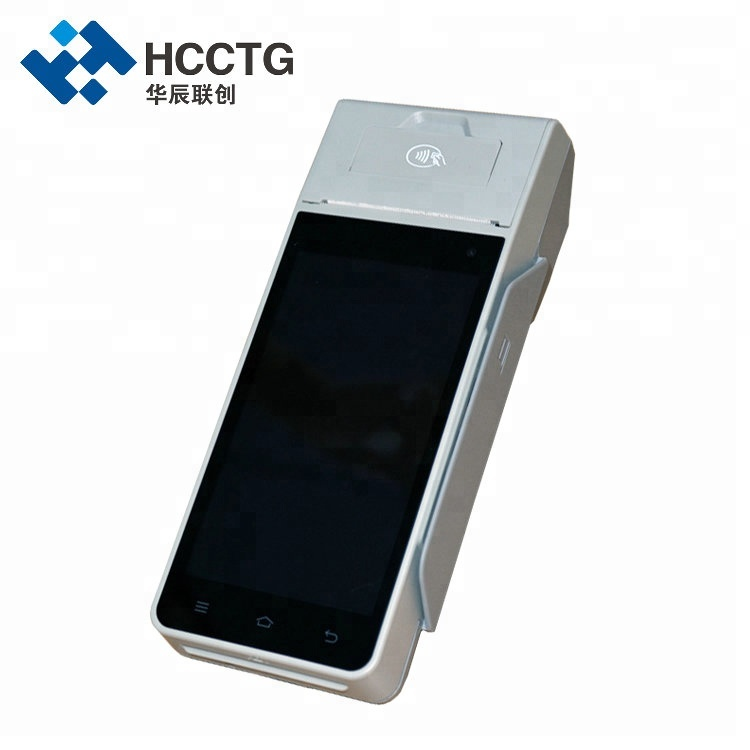 Smart All-in-one Handheld Android Touch POS With 58mm Printer HCC-Z90