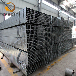 steel tubing strength hot dipped galvanized iron tube 4 inch square pipe