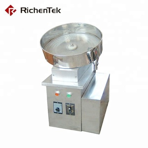Auto capsule tablets pill counting filling bottling capping machine for sale
