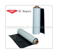 flexible rubber ferrous iron sheet foil roll