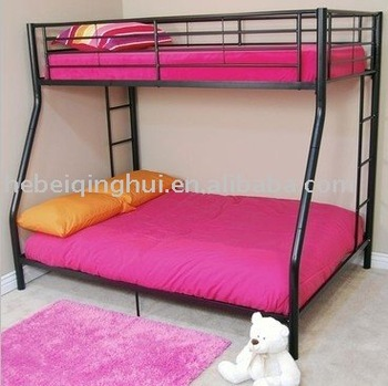 Childrens Three Person Bunk Bed