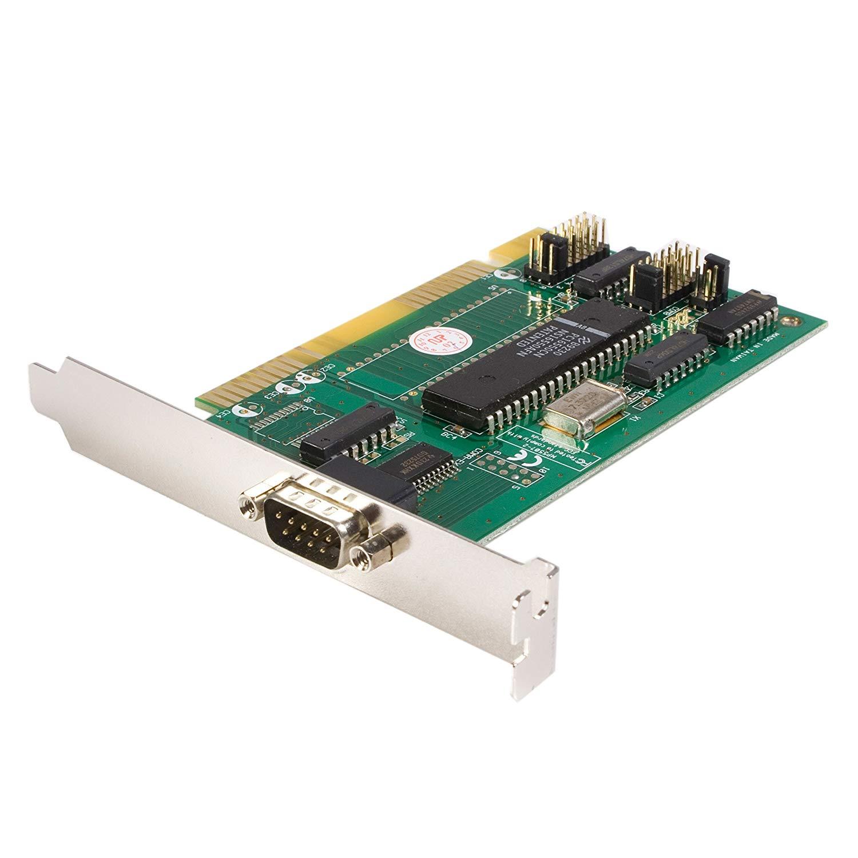 New Driver: Lava PCI 1 port RS-232 16650 UART