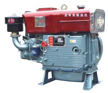 Zs Type Zs1110 18hp Single Cylindersel Engine