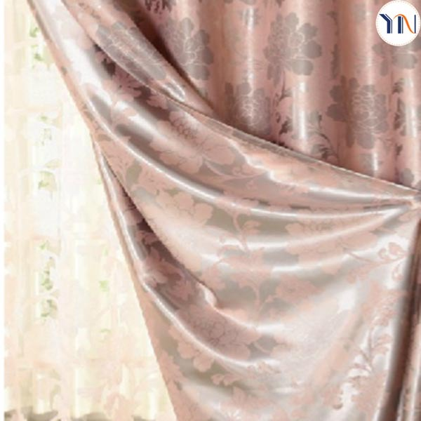 2015 hot sale upscale decoration European luxurious jacquard curtain for home and hotel decoration Hangzhou supplier