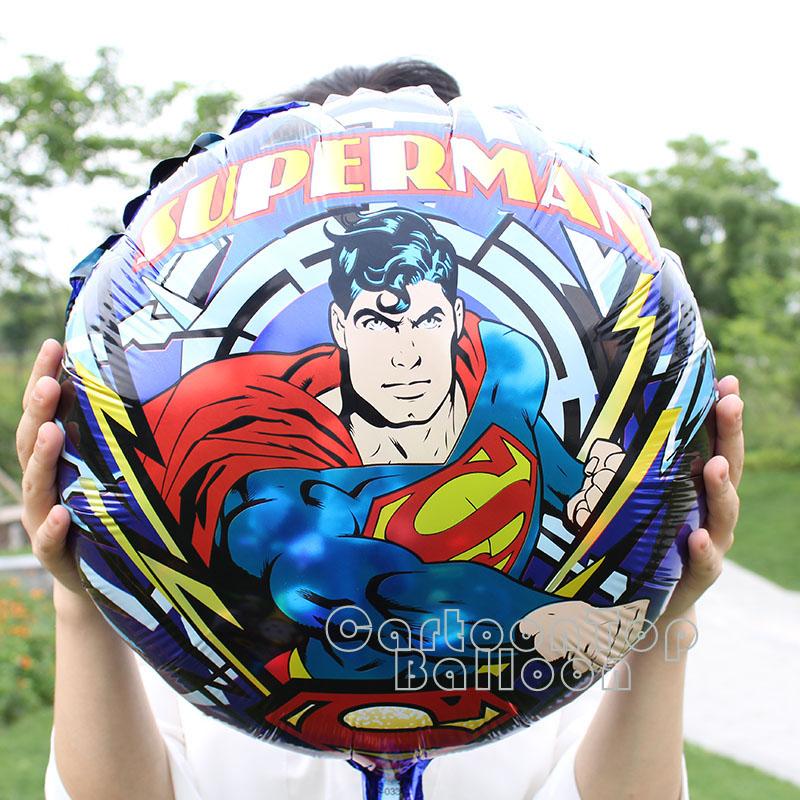 Achetez en Gros superman d'anniversaire décorations en